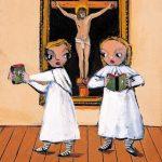 ジェオグラフィカのクリスマスディスプレイに作品を展示販売いたします。